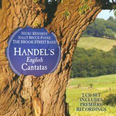Handel's English Cantatas