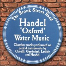 Handel Oxford Water Music
